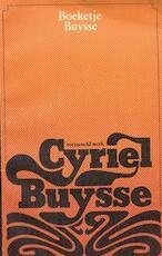 Boeketje buysse - Unknown (ISBN 9789022304440)
