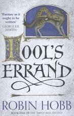 Fool's Errand - Robin Hobb (ISBN 9780007585892)