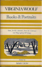 Books and portraits - Virginia Woolf, Mary Lyon