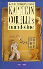 Kapitein Corelli's mandoline - Louis De Bernières (ISBN 9789029502726)