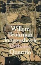 Jongensboek - Willem Brakman (ISBN 9789021453965)