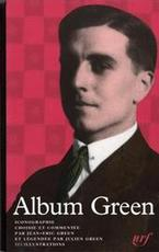 Album Julien Green - Jean-Éric Green, Julien Green (ISBN 9782070115532)