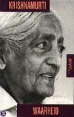 Krishnamurti over... waarheid - Jiddu Krishnamurti, Ananto Dirksen (ISBN 9789069634005)