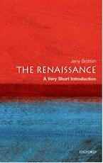 The Renaissance - Jerry Brotton (ISBN 9780192801630)