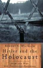 Hitler and the Holocaust - R.S. Wistrich (ISBN 9781842124864)