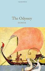 The Odyssey - Homer (ISBN 9781909621459)
