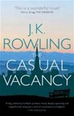 Casual Vacancy - J.K. Rowling (ISBN 9780751552867)