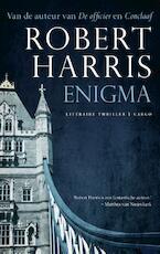 Enigma - Robert Harris (ISBN 9789023456582)
