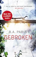 Gebroken - B.A. Paris (ISBN 9789026339394)