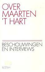 Over Maarten 't Hart - Maarten 'T Hart, Johan J. Diepstraten (ISBN 9789062910830)