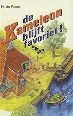 de Kameleon blijft favoriet - Hotze de Roos (ISBN 9789020642131)