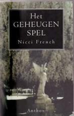 Het geheugenspel - Nicci French (ISBN 9789041401229)
