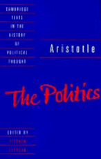 The Politics - Aristóteles (ISBN 9780521357319)