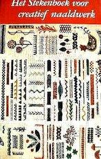 Stekenboek voor creatief naaldwerk - Enthoven (ISBN 9789023001751)