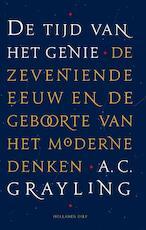 De tijd van het genie - A.C. Grayling (ISBN 9789048844616)