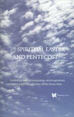 Spiritual Easter and Pentecost - André de Boer, Tanja Rozema (ISBN 9789067324649)