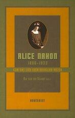 Alice Nahon 1896-1933