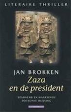 Zaza en de president - Jan Brokken