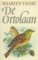 De ortolaan - Maarten 't Hart (ISBN 9789029519540)