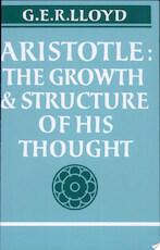 Aristotle - Aristotle, G. E. R. Lloyd (ISBN 9780521094566)