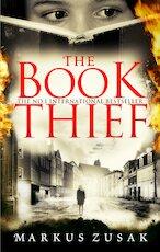 The book thief - Markus Zusak (ISBN 9781862302914)