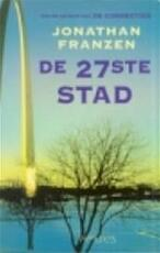 De 27ste stad - Jonathan Franzen (ISBN 9789044601992)
