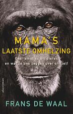 Mama's laatste knuffel - Frans de Waal (ISBN 9789045034300)
