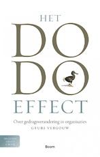 Het dodo-effect - Gyuri Vergouw (ISBN 9789024402663)
