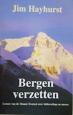 Bergen verzetten