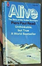 Alive - Piers Paul Read (ISBN 9781504039123)