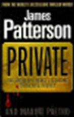 Private - James Patterson (ISBN 9780099550068)