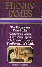 The Europeans - Henry James (ISBN 9780905712550)