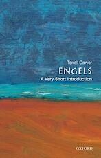 Engels - Terrell Carver (ISBN 9780192804662)