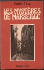 Les mystères de Marseille - Émile Zola (ISBN 2203225041)