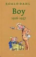 Boy 1916-1937 - R. Dahl