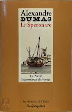 Le Speronare - Alexandre Dumas (ISBN 9782904227271)