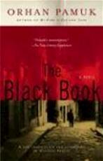 The black book - Orhan Pamuk, Maureen Freely (ISBN 9781400078653)