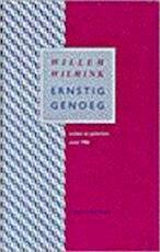 Ernstig genoeg - Willem Wilmink (ISBN 9789035115873)