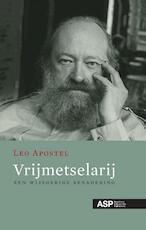 Vrijmetselarij - Een wijsgerige benadering - Leo Apostel (ISBN 9789057182167)