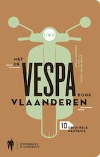 Met de Vespa door Vlaanderen
