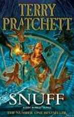 Discworld (39): snuff - Pratchett T (ISBN 9780552163361)