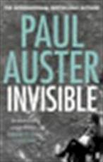 Invisible - Paul Auster (ISBN 9780571249527)