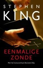 Eenmalige zonde - Stephen King (ISBN 9789024533282)