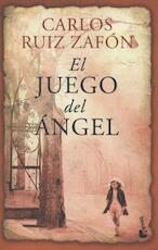 El juego del ángel - Carlos Ruiz Zafón (ISBN 9788408112099)