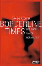 Borderline times - Dirk de Wachter (ISBN 9789401407304)