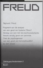 Ziektegeschiedenissen 2 - Sigmund Freud (ISBN 9789060093795)