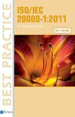 ISO/IEC 20000 2011 - Mart Rovers (ISBN 9789087539313)