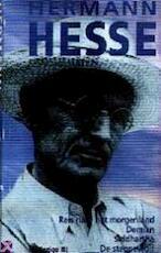 Reis naar het morgenland ; Demian ; Siddhartha ; De steppewolf / Omnibus - H. Hesse (ISBN 9789023436218)