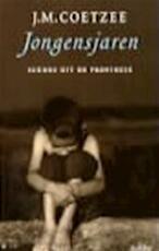 Jongensjaren - John Maxwell Coetzee (ISBN 9789026317774)