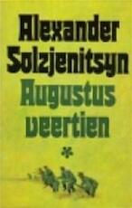 Augustus veertien I - Alexander Solzjenitsyn (ISBN 9789022503140)